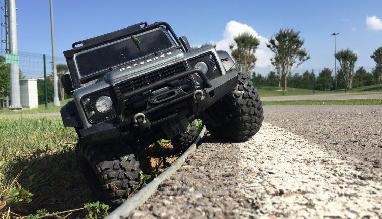 Traxxas TRX-4 Crawler
