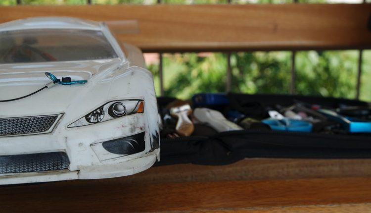 Rc model araba touring