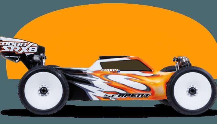 SERPENT SRX8E