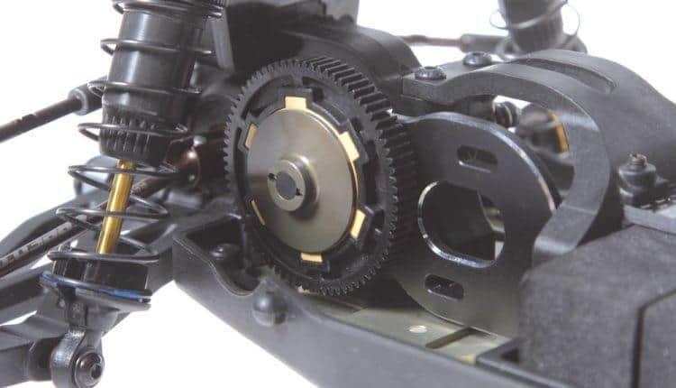 Serpent Spyder SRX2 HT TEAM Motor Mount