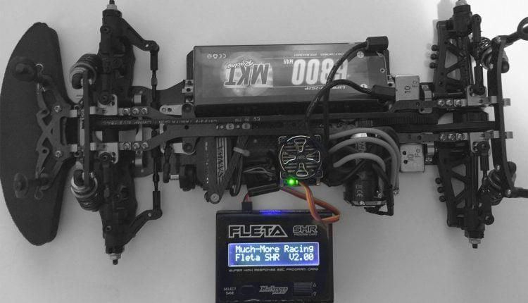 muchmore fleta pro v2 Programlama