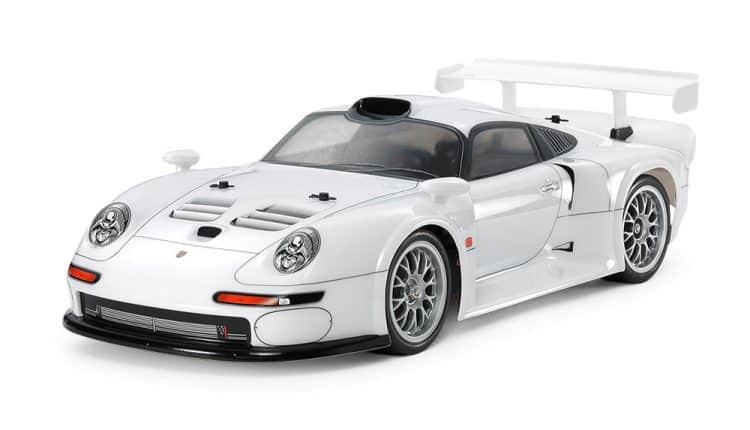 Tamiya Porsche 911 GT1