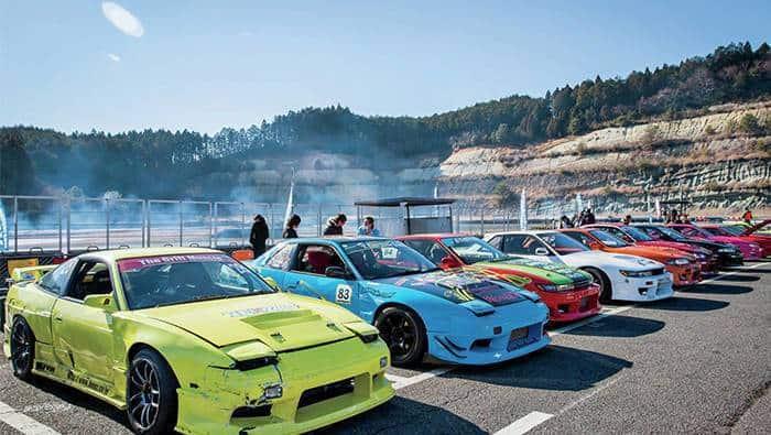 drift event